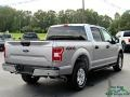 2020 Iconic Silver Ford F150 XL SuperCrew 4x4  photo #5