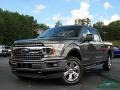 2020 Magnetic Ford F150 XLT SuperCrew 4x4  photo #1