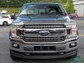 2020 Magnetic Ford F150 XLT SuperCrew 4x4  photo #8
