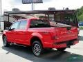 2020 Race Red Ford F150 XLT SuperCrew 4x4  photo #3