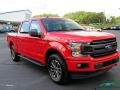 2020 Race Red Ford F150 XLT SuperCrew 4x4  photo #7