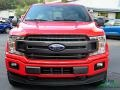 2020 Race Red Ford F150 XLT SuperCrew 4x4  photo #8