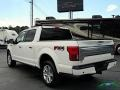 2020 Star White Ford F150 Platinum SuperCrew 4x4  photo #3