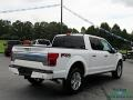 2020 Star White Ford F150 Platinum SuperCrew 4x4  photo #5