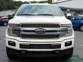 2020 Star White Ford F150 Platinum SuperCrew 4x4  photo #8