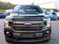2020 Agate Black Ford F150 XLT SuperCrew 4x4  photo #8