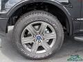 2020 Agate Black Ford F150 XLT SuperCrew 4x4  photo #9