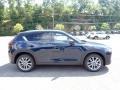 Deep Crystal Blue Mica 2020 Mazda CX-5 Grand Touring AWD