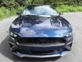 2019 Kona Blue Ford Mustang EcoBoost Fastback  photo #3