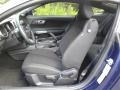 Ebony Front Seat Photo for 2019 Ford Mustang #139373018
