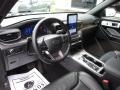 Ebony Dashboard Photo for 2020 Ford Explorer #139380212