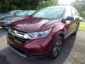 2017 Basque Red Pearl II Honda CR-V LX AWD #139392419