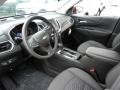 Jet Black 2020 Chevrolet Equinox Interiors