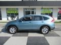 2014 Mountain Air Metallic Honda CR-V EX-L #139423761