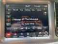2020 Dodge Challenger Black Interior Audio System Photo