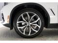 2021 X4 xDrive30i Wheel