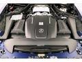 2020 AMG GT C Roadster 4.0 Liter Twin-Turbocharged DOHC 32-Valve VVT V8 Engine
