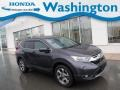 2017 Gunmetal Metallic Honda CR-V EX AWD #139437695