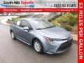 Celestite Gray Metallic - Corolla Hybrid LE Photo No. 1