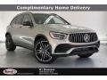 Mojave Silver Metallic 2020 Mercedes-Benz GLC AMG 43 4Matic