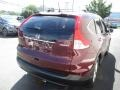 2012 Basque Red Pearl II Honda CR-V EX-L 4WD  photo #5