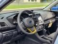 Gray Steering Wheel Photo for 2021 Subaru Crosstrek #139462139