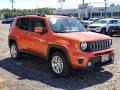 2020 Omaha Orange Jeep Renegade Latitude 4x4 #139468236