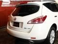 2011 Glacier White Pearl Nissan Murano SL AWD  photo #6