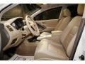 2011 Glacier White Pearl Nissan Murano SL AWD  photo #9