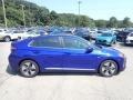 Intense Blue 2020 Hyundai Ioniq Hybrid SEL