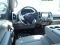 2020 Stone Gray Ford F150 XLT SuperCrew 4x4  photo #8