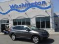 2012 Urban Titanium Metallic Honda CR-V EX 4WD  photo #2