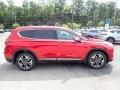 Calypso Red 2020 Hyundai Santa Fe Limited 2.0 AWD