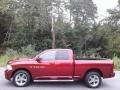 2012 Deep Cherry Red Crystal Pearl Dodge Ram 1500 Sport Quad Cab 4x4 #139546560