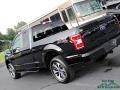 2020 Agate Black Ford F150 STX SuperCab 4x4  photo #29
