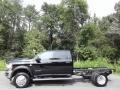 Diamond Black Crystal Pearl 2020 Ram 4500 Tradesman Crew Cab 4x4 Chassis