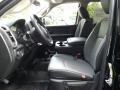 Front Seat of 2020 4500 Tradesman Crew Cab 4x4 Chassis