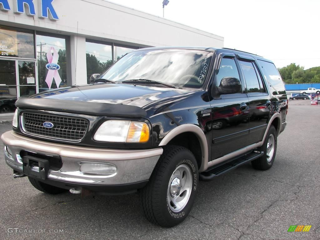 1997 ford expedition 4x4 motor