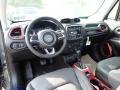 Black Interior Photo for 2020 Jeep Renegade #139575009