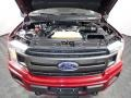 2018 Race Red Ford F150 XLT SuperCrew 4x4  photo #5