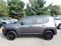 2020 Granite Crystal Metallic Jeep Renegade Sport 4x4  photo #9