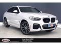 Alpine White 2021 BMW X4 xDrive30i