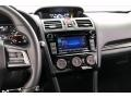 Carbon Black Controls Photo for 2019 Subaru WRX #139598078