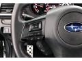 Carbon Black Steering Wheel Photo for 2019 Subaru WRX #139598242