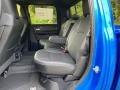 Rear Seat of 2020 2500 Power Wagon Crew Cab 4x4