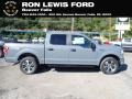 2020 Abyss Gray Ford F150 STX SuperCrew 4x4 #139603767