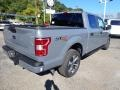 2020 Abyss Gray Ford F150 STX SuperCrew 4x4  photo #2