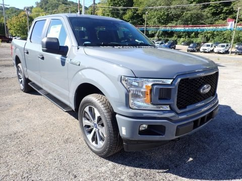 2020 Ford F150 STX SuperCrew 4x4 Data, Info and Specs