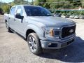 2020 Abyss Gray Ford F150 STX SuperCrew 4x4  photo #3