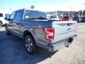 2020 Abyss Gray Ford F150 STX SuperCrew 4x4  photo #7